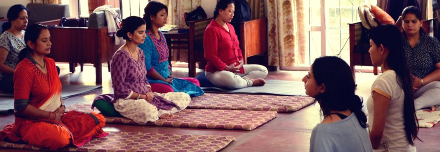Trauma Informed Yoga Teacher Training Nepal