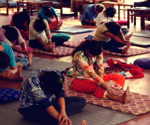 Trauma Informed Yoga Teacher Training Kathmandu Nepal