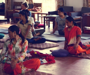 Nepal Yoga Teacher Training